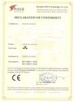 Airsav Certificate - EN 13595